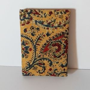 Cloth Journal Writing Unlined Paper Notebook